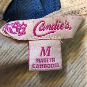 Candie's Dresses - Candie's Fit & Flare Two Layer A-line Dress M
